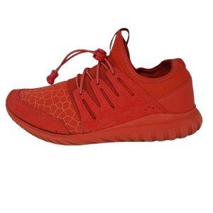 Adidas Tubular Radial J (S81920) Red/Red/Cblack